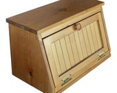 LARGE  Country Bread Box