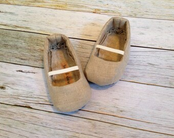Mary Jane Baby Shoes - Size 0-18 Months - Solid Colors