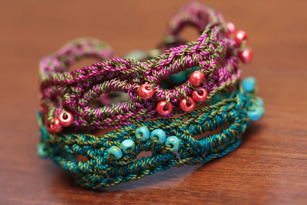Free Crochet Patterns With Beads ~ Dancox for .