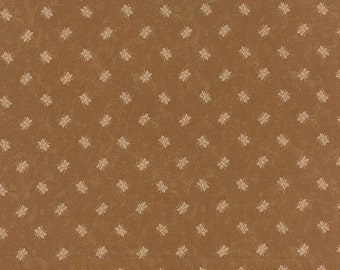 Bees N Blooms Gold  94-12 Kansas Troubles Moda Quilt Fabric by the 1/2 yard
