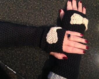 Adult Fingerless Arm Warmers