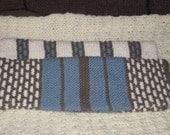Cotton/Linen Blend Hand Knit Towels for Kitchen, Bath, Guestroom