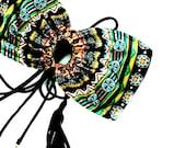 Aztec Multi Wear Triangle Bikini Top LIMITED EDITION