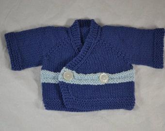 Small Things Sweater - newborn