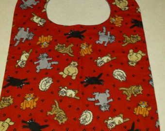 Awesome Baby Bibs, Cats