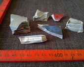 Fordite Detroit agate 55 grams lapidary rough raw chips