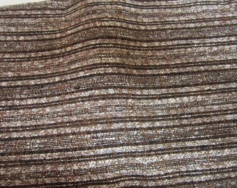 Wintage Silk Fabric from the 1970's