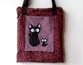 jiji from kiki's delivery service purple hand bag