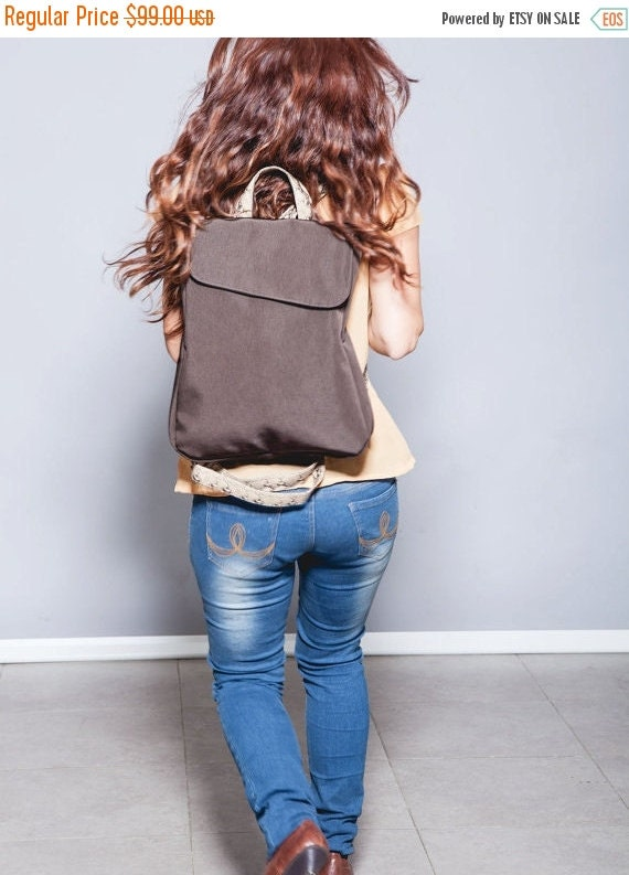 Backpacks for women, laptop backpack, bike backpack, vegan backpack, brown backpack, backpack bag, travel backpack, cool bags, office bag