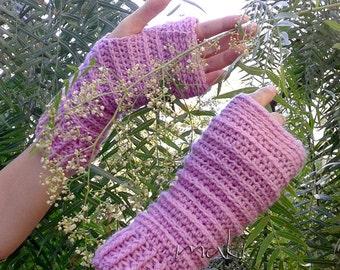 SCARLETT fingerless gloves crochet pattern - Gloves crochet pattern! Permission to sell finished items. Pattern No. 179