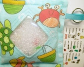 I Spy Bag Ocean SeaLife Neutral themed contents girls boys seek and find game party favor sensory occupational therapy