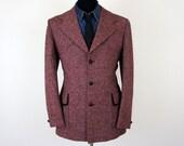 Pendleton Three-Button Wool Western Jacket - US/UK 41