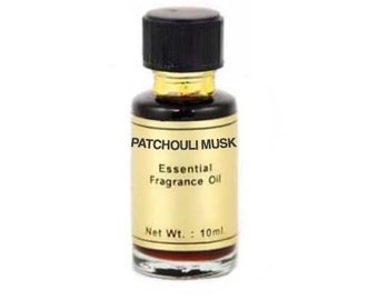 Patchouli Musk Fragrance Essential Oil 10ml