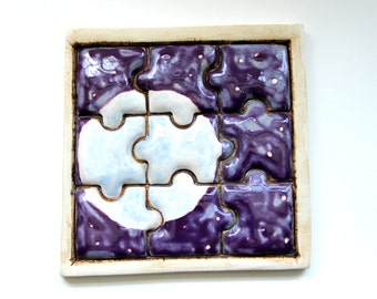 Puzzle Tile - My Moon