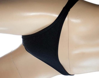 High Waist Bikini Bottoms (any color)