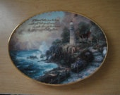 Thomas Kinkade Decorative Plate