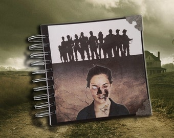 Walking Dead Journal - Customized your photo!