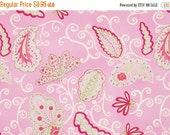 SALE - Madeleine in Pink  -PRETTY LITTLE Things  (pwdf132)  - Dena Fishbein - Dena Designs - Free Spirit Fabric  - By the Yard