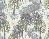 Morning in Bluebell Wood  A126.1 - BLUEBELL WOOD - Lewis and Irene - By the Yard