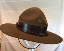 Stetson Official Boy Scouts of America Scout Master Hat