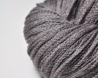 Dusty walnut wood  - Merino/Alpaca/Yak DK Yarn - Winter Edition