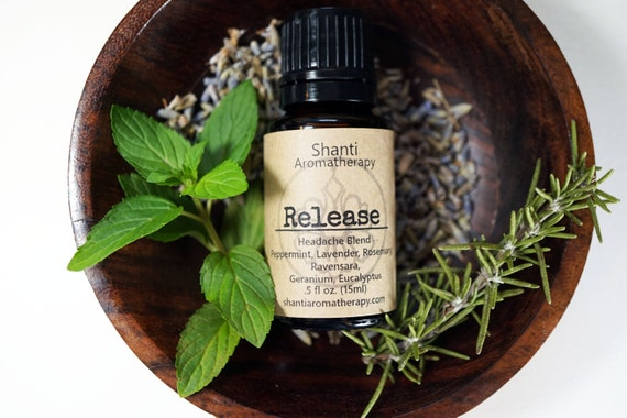 Release Aromatherapy Blend