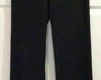 Black Activewear Sports Pants
