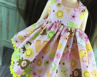 Blythe Dress - Tiny Animals