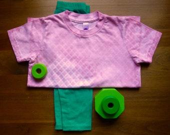 Sun Printed T-Shirt, 4T,  Pink, Girl, Toddler