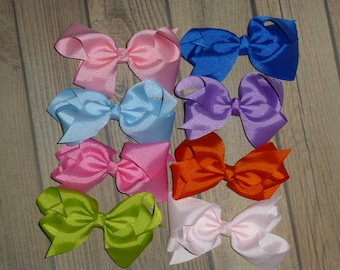 Girls Hair Bows for baby toddler or little girls