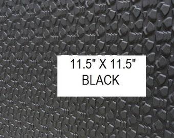 Shoe Making Supplies - SoleTech Rubber - 6 Iron 3mm - Winter Soling Sheet - Outdoor Shoe Supplies