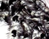 Wild Skunk Faux Fur - Brand New ! ! !