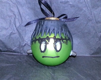 Frankenstein Ornament