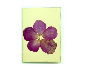 Rose petal Collage Card - Blank 4.5x6.25 (RP45-004)