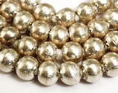 Ethiopian Silver Beads Round Africa 30 Inch 100012 SALE WAS 22