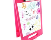 My Doodles Storage Case | Custom Clipboard Storage Case | Plastic Clip Case | School Supplies | Customized School Gear