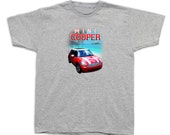 Red mini cooper Hot Rod Beach Sun Car tshirts Countryman HID Coupe 2DR Hardtop #red_mini_cooper
