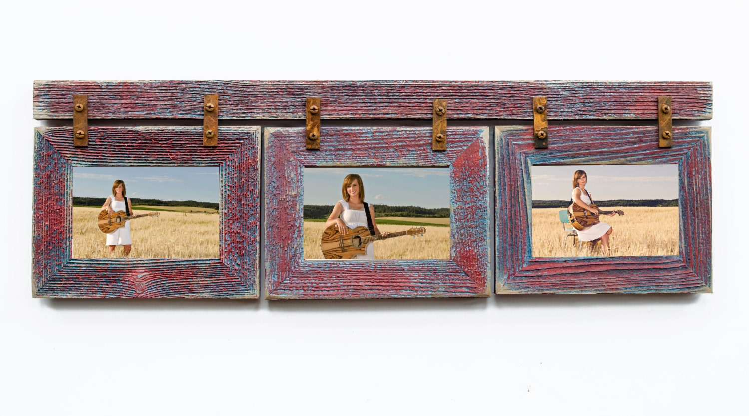 Rustic Barnwood Frames and Mirrors For Every by