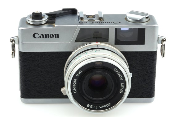 canon canonet 28 35mm rangefinder camera 40mm by fcollectables