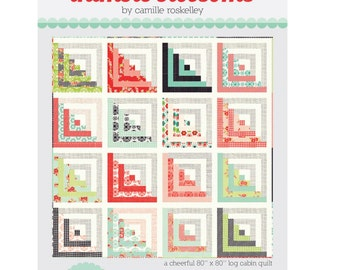 Room & Board TB 203 Quilt Pattern by Camille Roskelley of Thimble Blossoms
