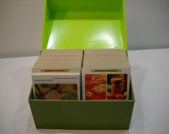 Betty Crocker Recipe Card Library