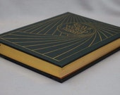 Brave New World • Aldous Huxley • Easton Press • Leather Book • Science Fiction • 1978