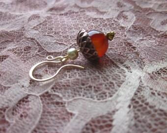 Acorn Earrings - Moonfish23