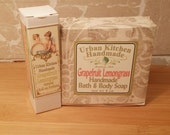 Grapefruit Lemongrass Natural Perfume, Grapefruit Lemongrass Handmade Soap,  Natural Perfume, Perfume, Grapefruit Lemongrass