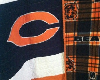 Chicago Bears Quilt