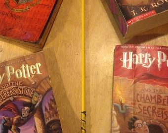 Hufflepuff Harry Potter Wand