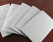 SALE Gift Card Holders - Small White Envelopes with Assorted All Occasion Patterns