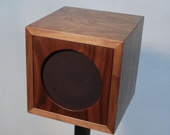Audiowood El Boxo Uno Speakers