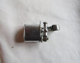 """1"""" Vintage Silver Lighter Charm"""