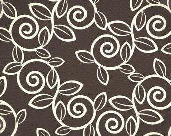 Premier Prints Trellis Chocolate/Natural